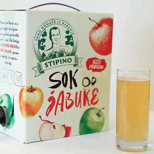 Čudotvorni sok od jabuka